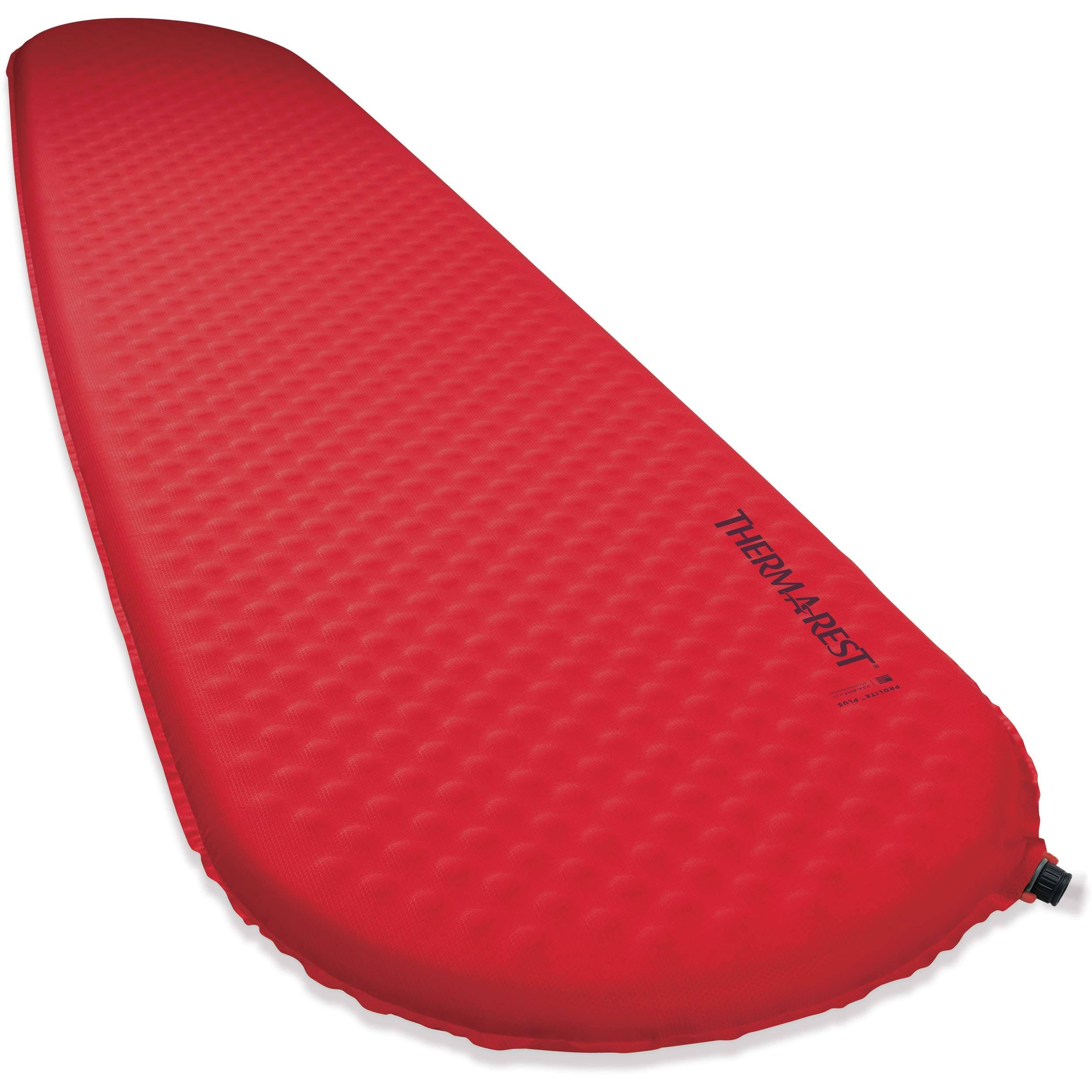 Therm-a-Rest Prolite Plus Sleeping Pad Cayenne Small