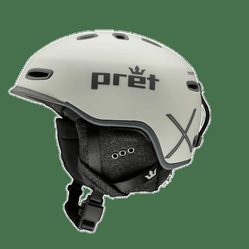 PRET - CYNIC X HELMET - LARGE - Slate Grey