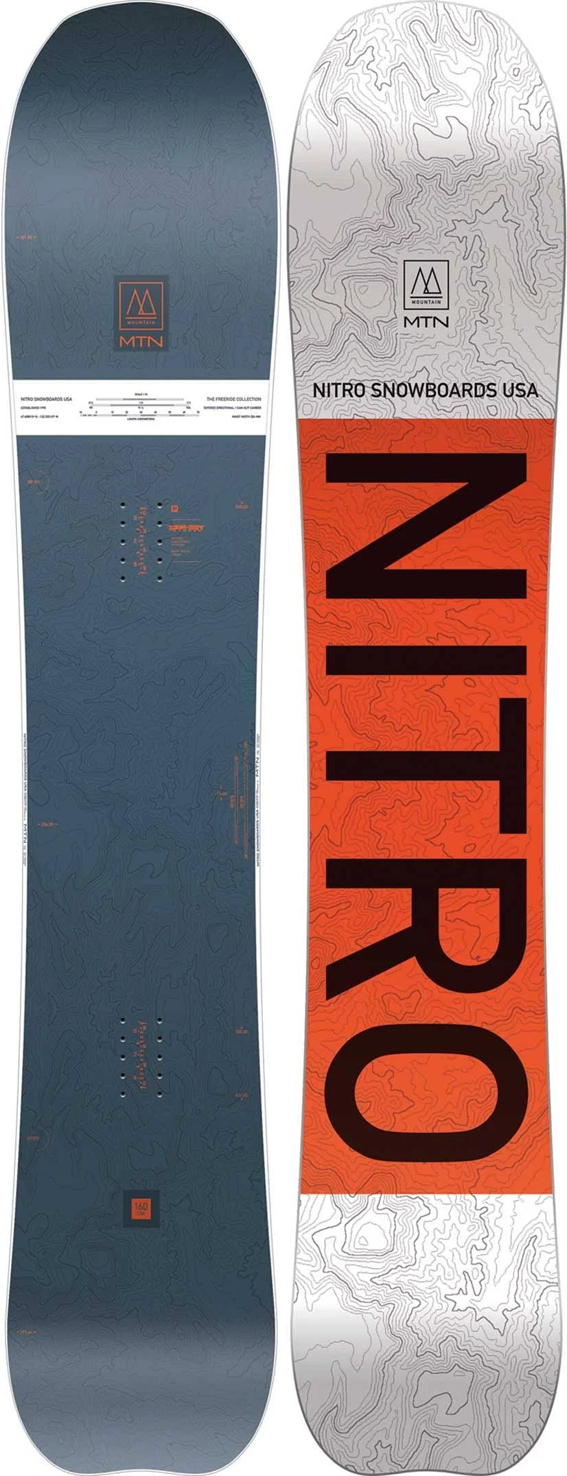 Nitro Mountain Snowboard · 2020