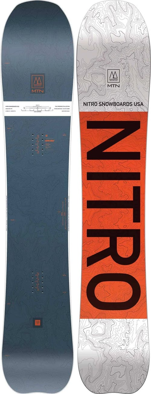 Nitro Mountain Snowboard · 2020