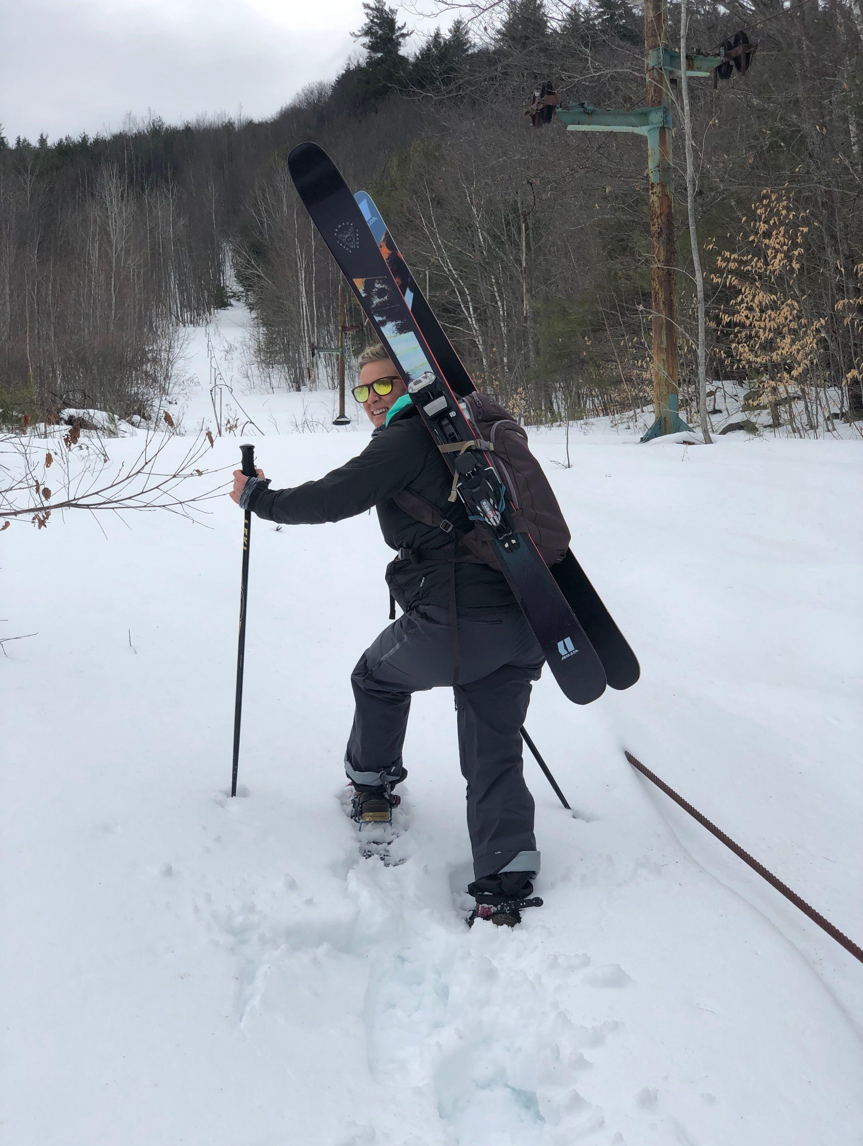 Ski Expert Paige Rines