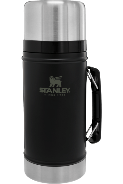 STANLEY - CLASSIC FOOD JAR 1.0QT - Matte Black
