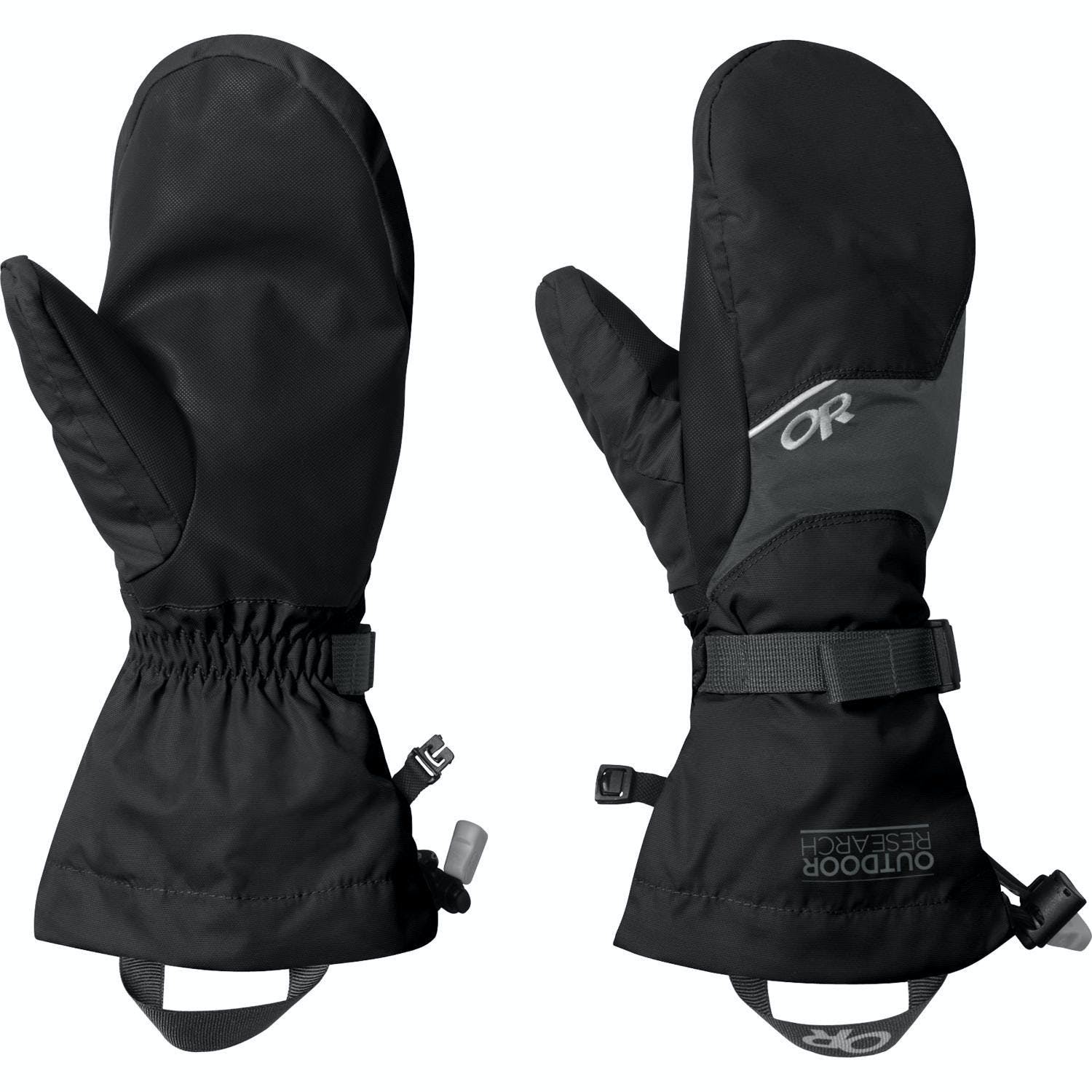 Outdoor Research Adrenaline Mitts Mens Large Black