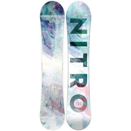 Nitro Lectra Snowboard · 2021