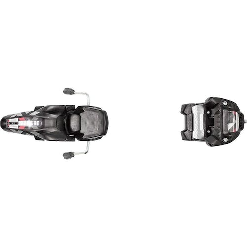 Marker Jester 16 ID Ski Bindings Black 90mm