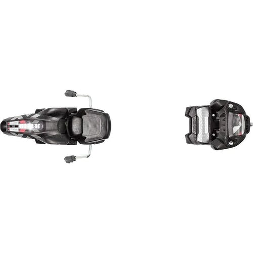 Marker Jester 16 ID Ski Bindings Black 90mm