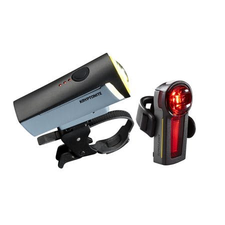 Kryptonite Incite X3/XR Front and Rear Light Set