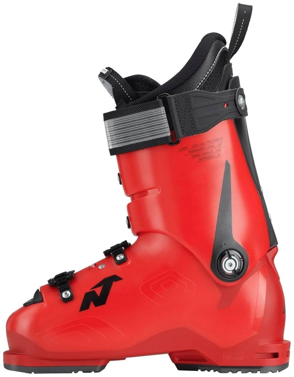 Nordica Speedmachine 120 Ski Boots Red-black 26.5