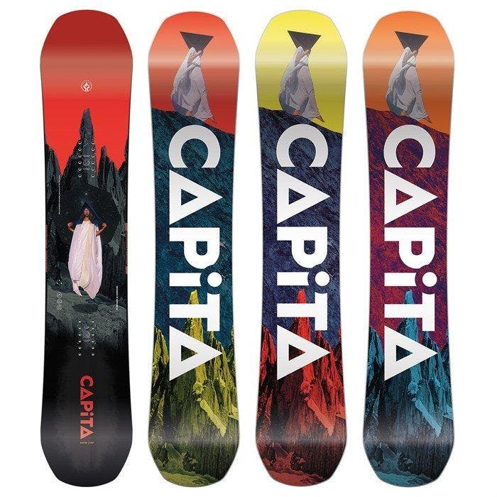 CaPiTa Defenders of Awesome  Snowboard · 2021