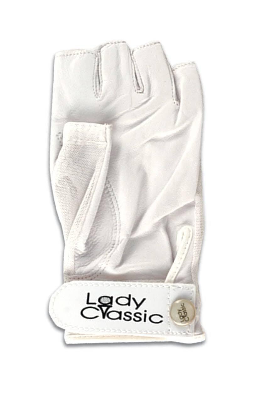 Lady Classic Solar Half Gloves - RH Ladies - Large