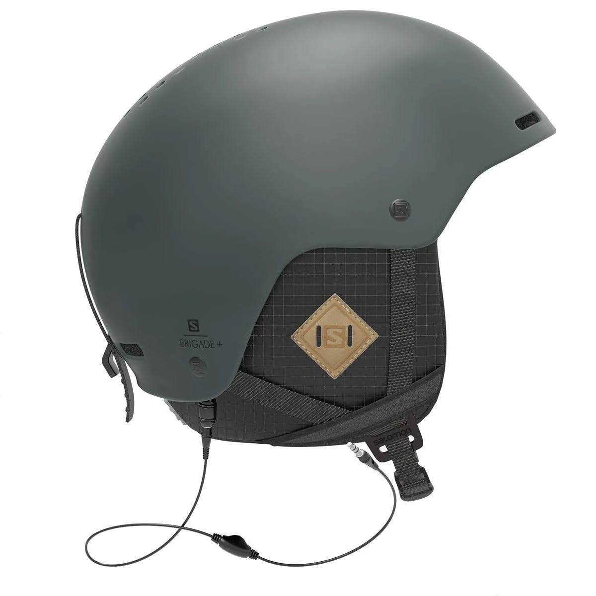 Salomon Brigade+ 53-56 Cm Helmet