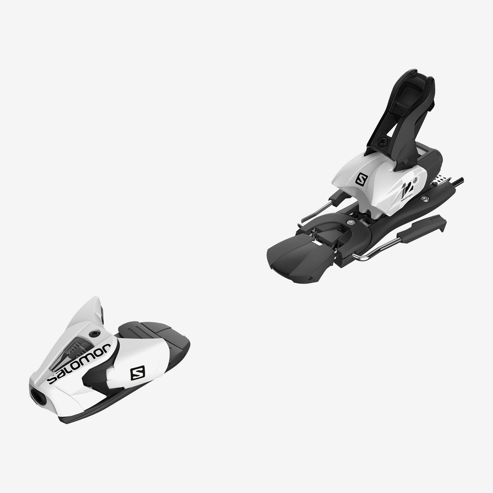 Salomon Z12 Ski Bindings · 2021