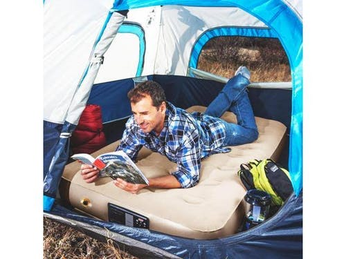 Coleman Quickbed Elite Extra High Airbed Twin