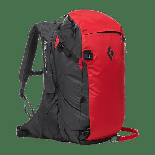 BLACK DIAMOND - JETFORCE PRO PACK 35L - SMALL - MD - Red
