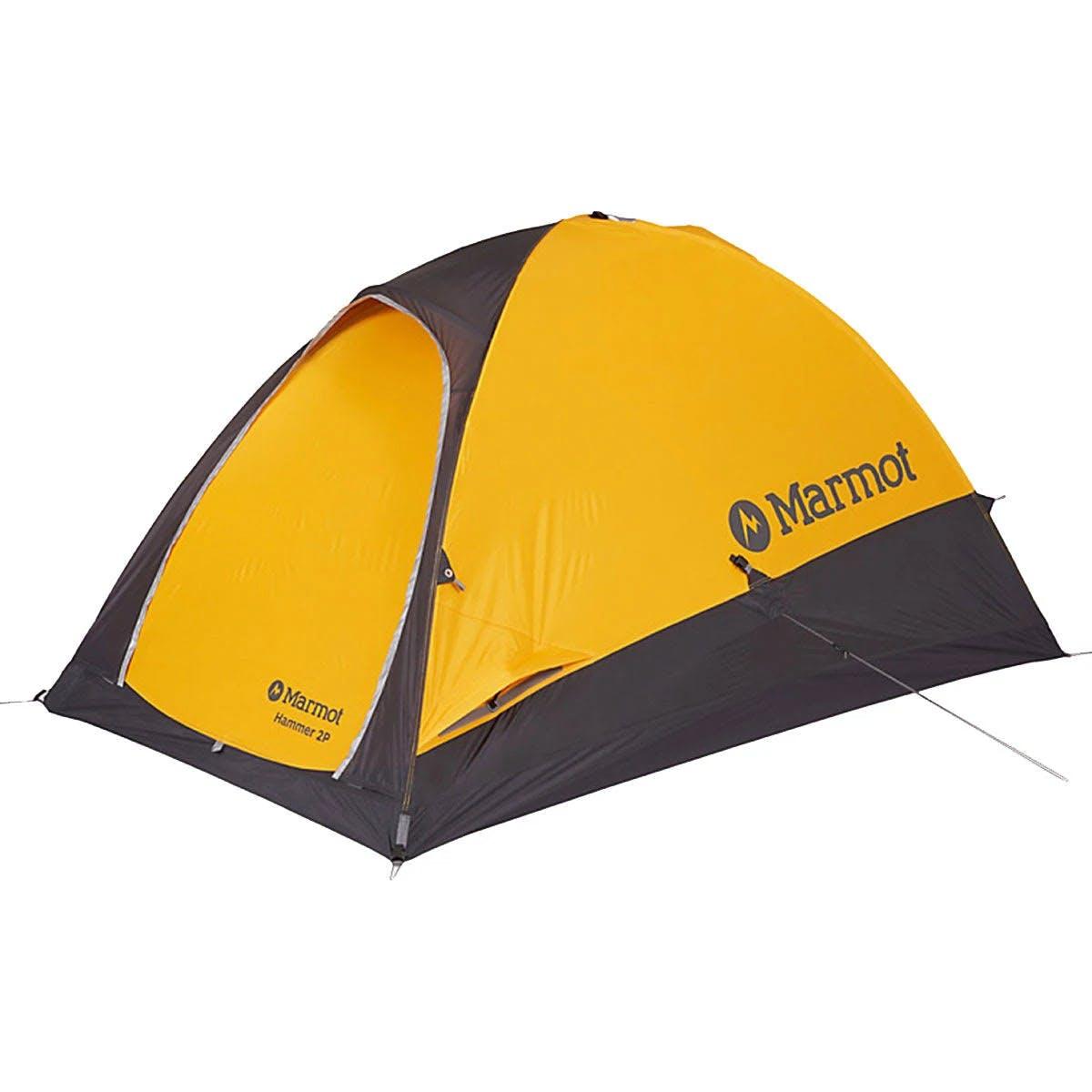 Marmot Hammer 2p Tent - 2 Person / Solar/Steel