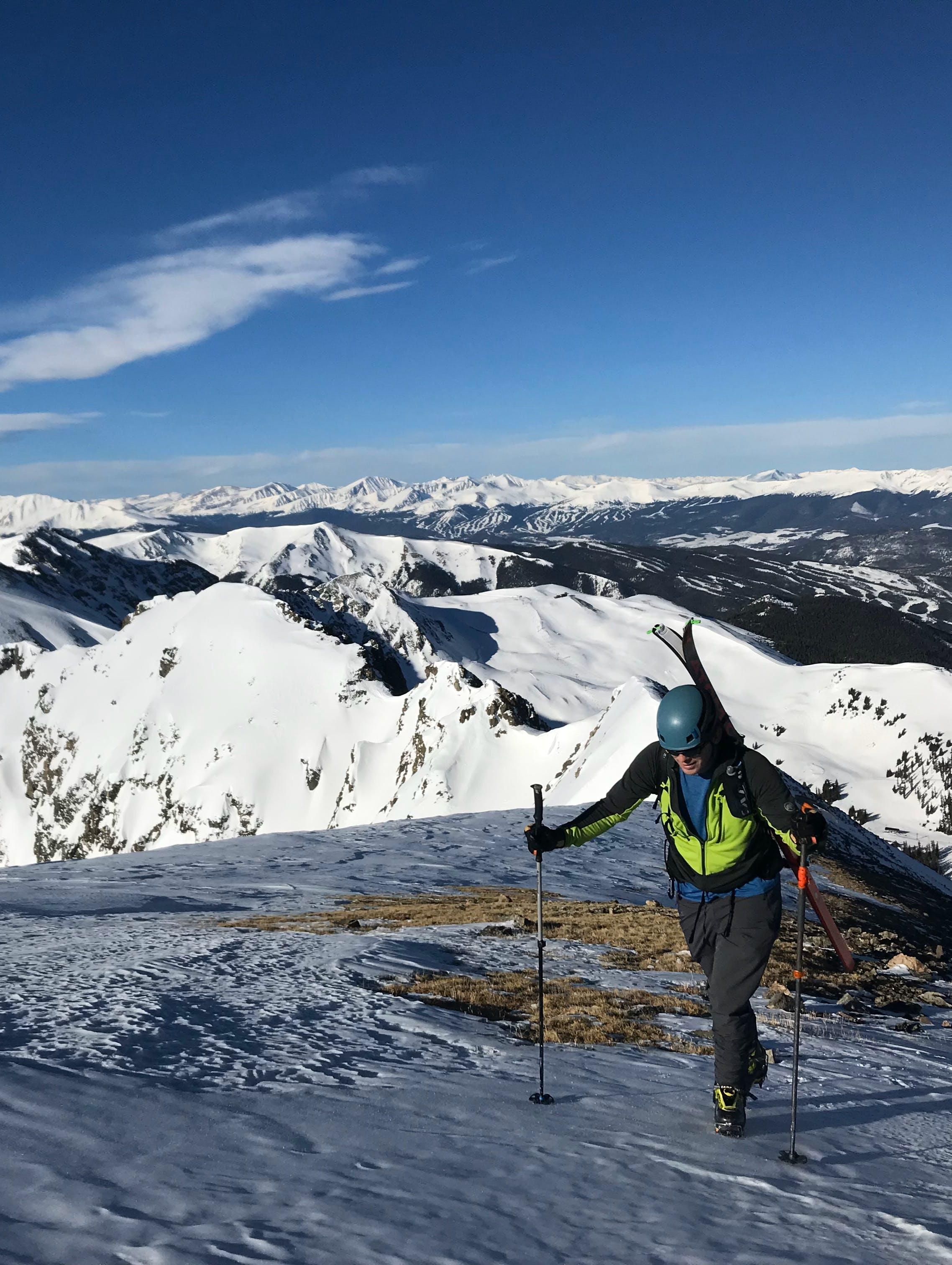 Ski Expert Will Shaw