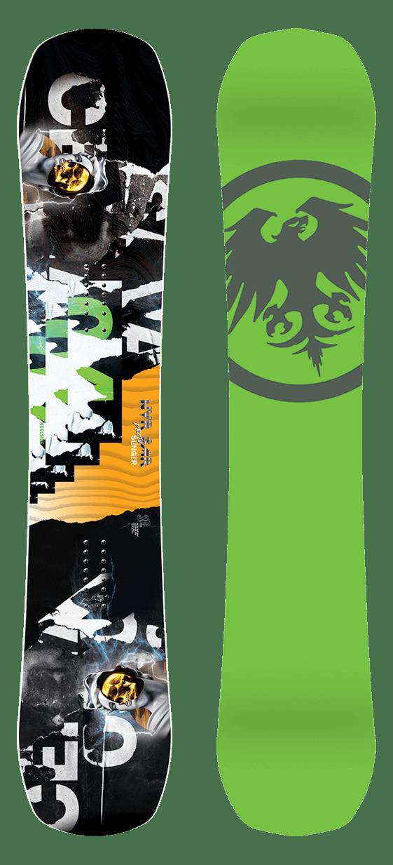 Never Summer Proto Slinger  Snowboard · 2021