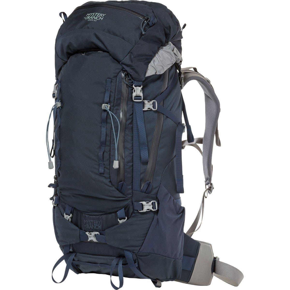 Mystery Ranch Men's Stein 65 Expedition Pack Backpack in Black, Size XL