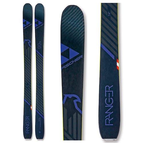 Fischer Ranger 99 TI Women's Skis