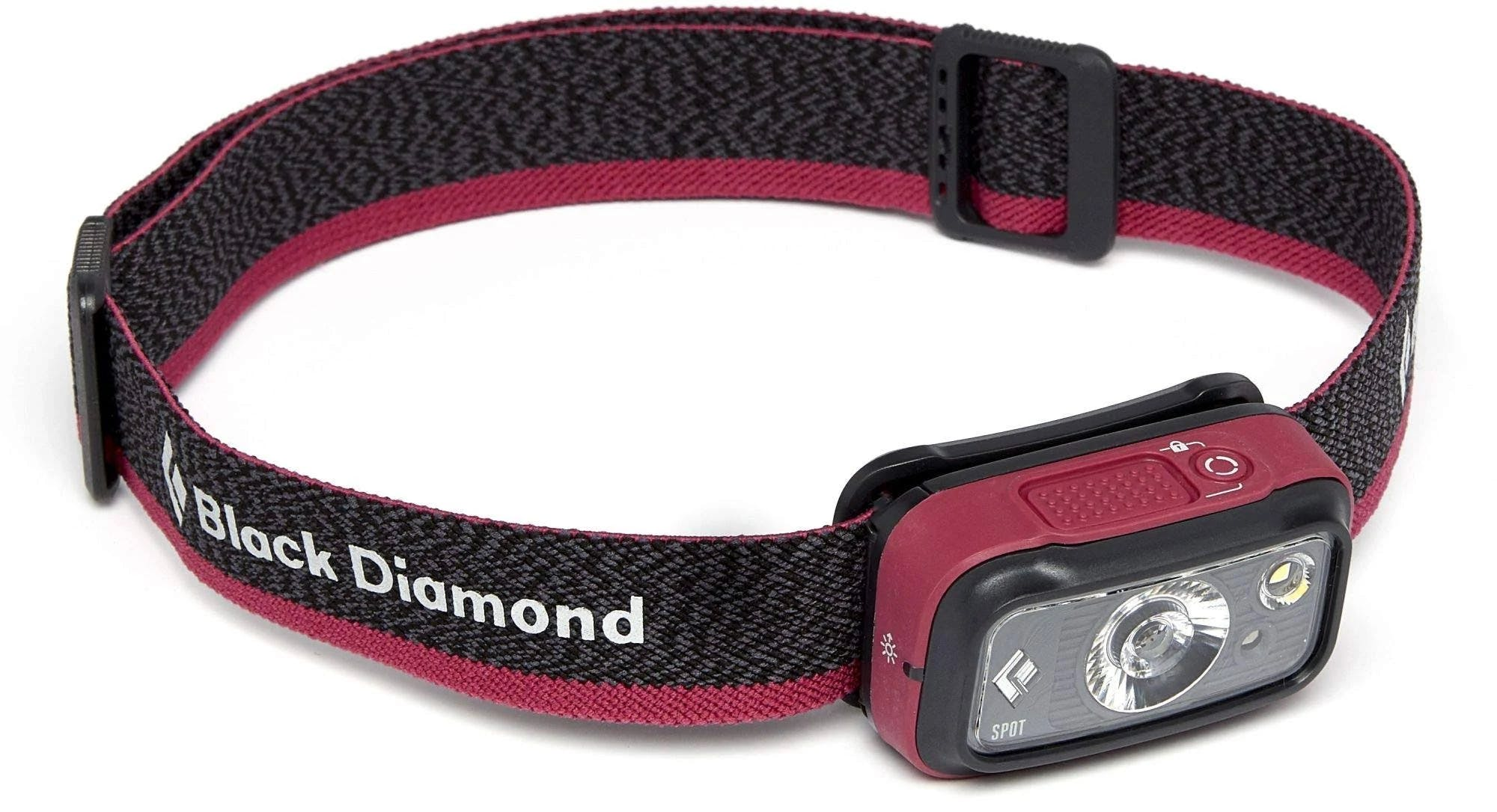 Black Diamond Spot 350 Headlamp - Rose