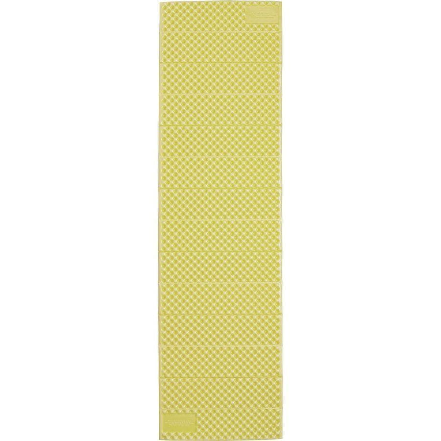 Therm-A-Rest Z-Lite SOL Sleeping Pad in Limon/Silver, Size Regular