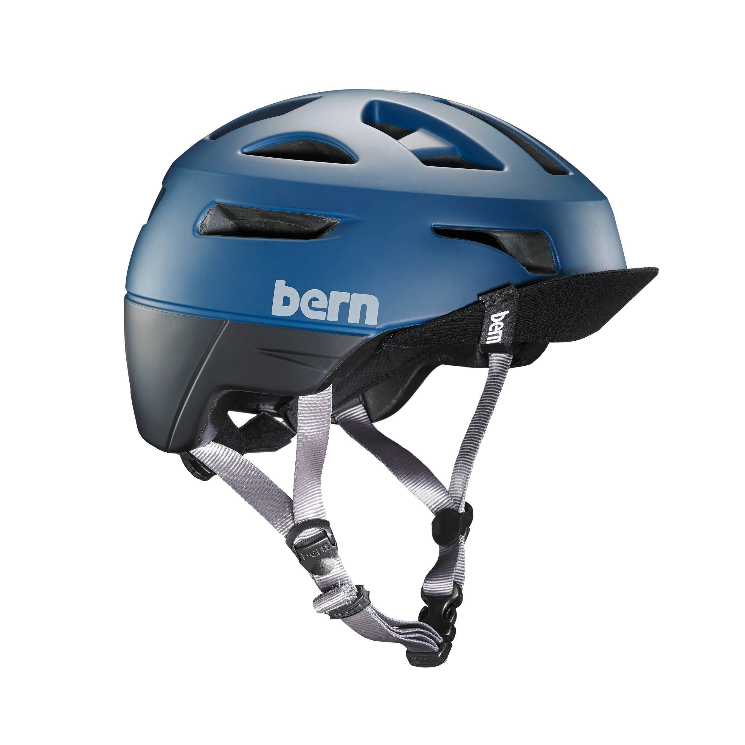 Bern Union Helmet Matte Muted Teal / S