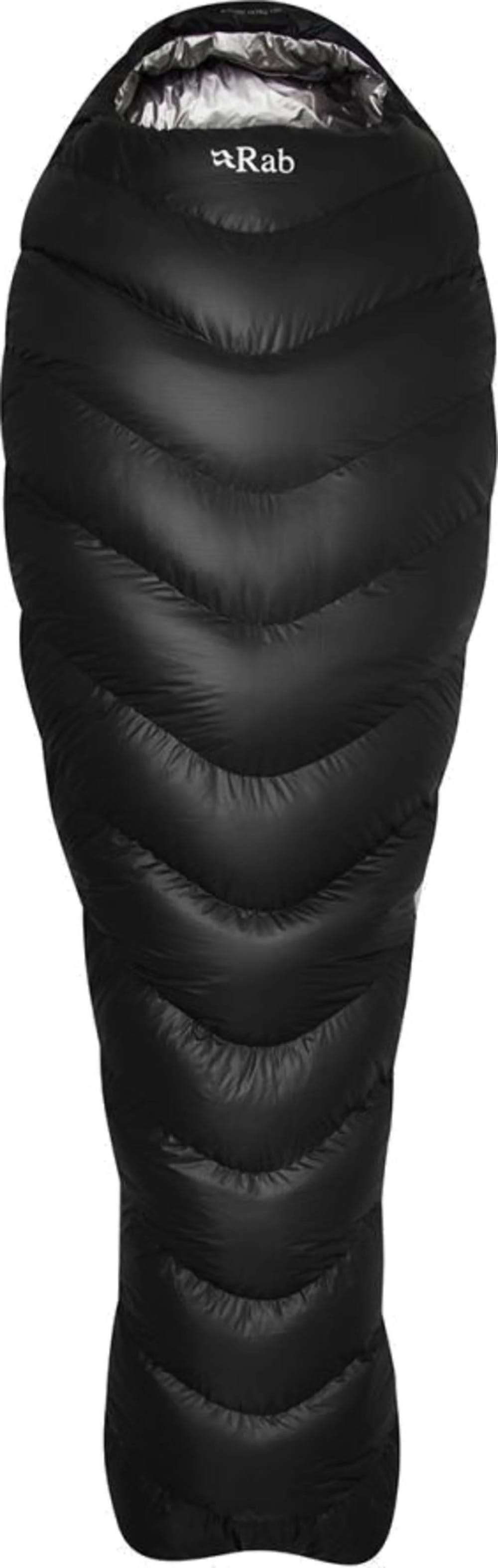 RAB Mythic Ultra 180 Sleeping Bag Black