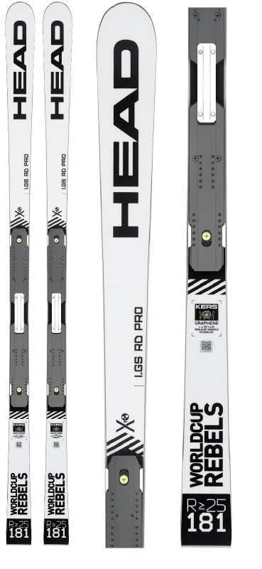 Head WC Reb Igs Rd Pro Evo   Skis · 2020
