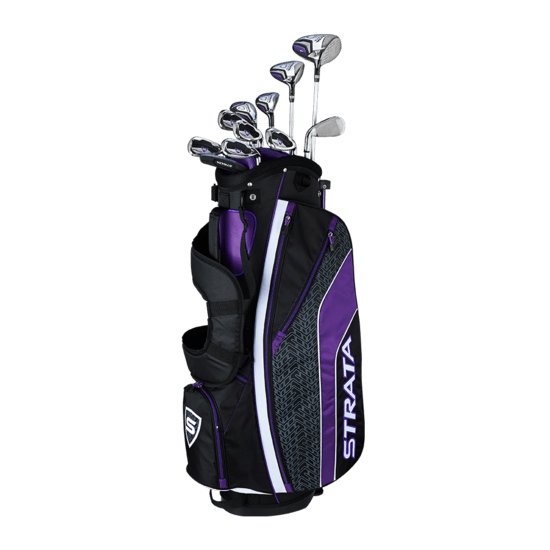 Callaway Women's Strata Ultimate '19 Package Set