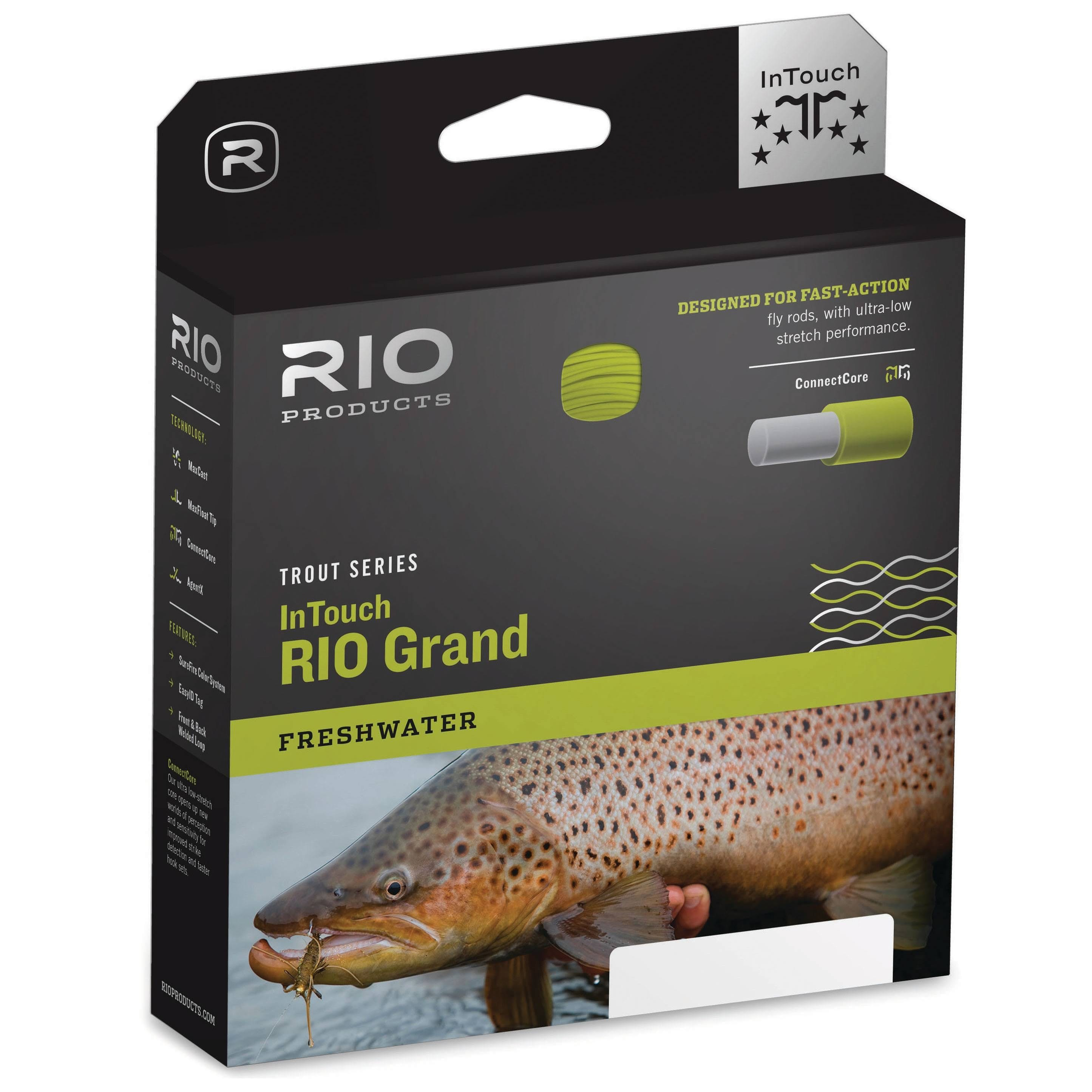 Rio InTouch Grand Fly Line - WF4F