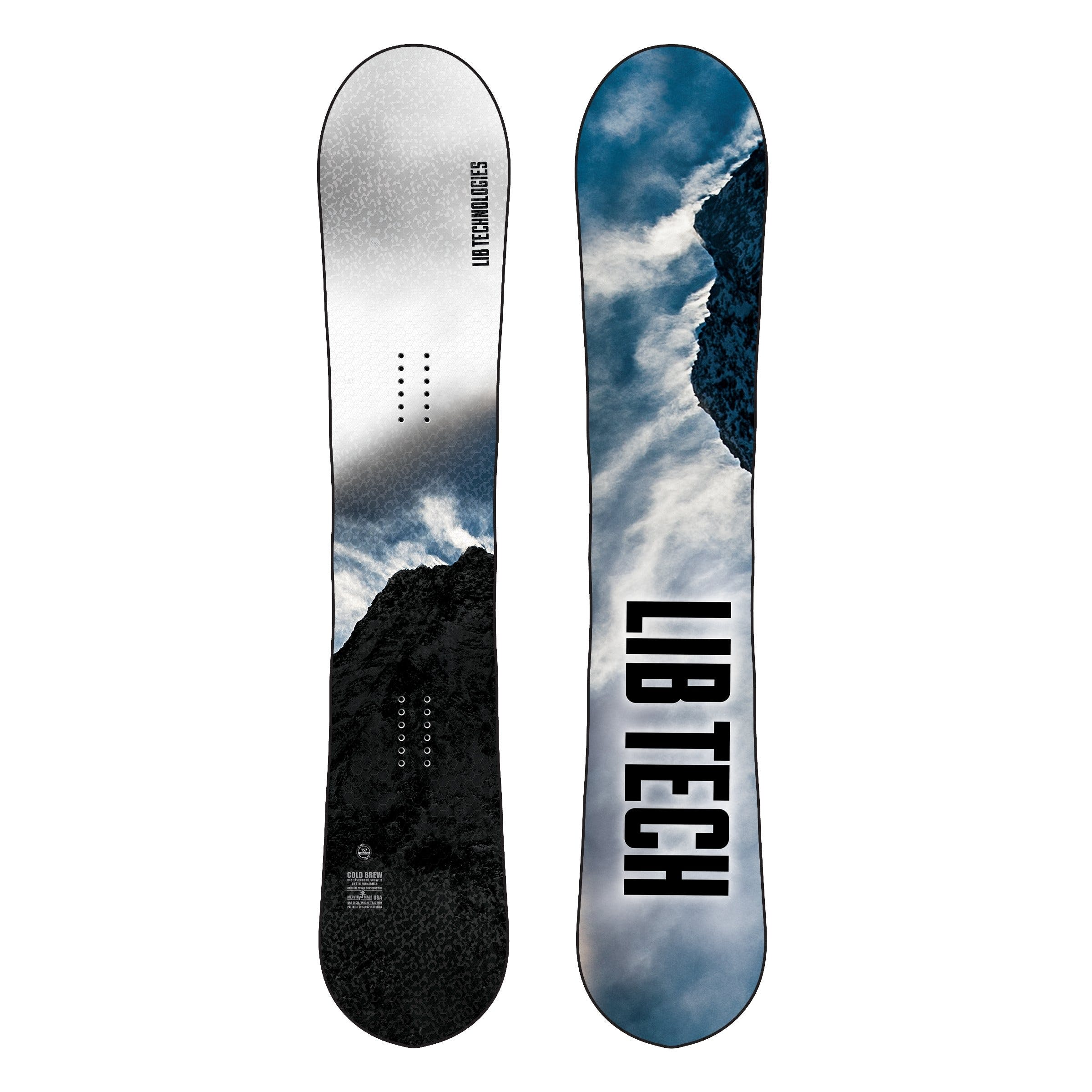 Lib Tech Cold Brew Snowboard · 2021