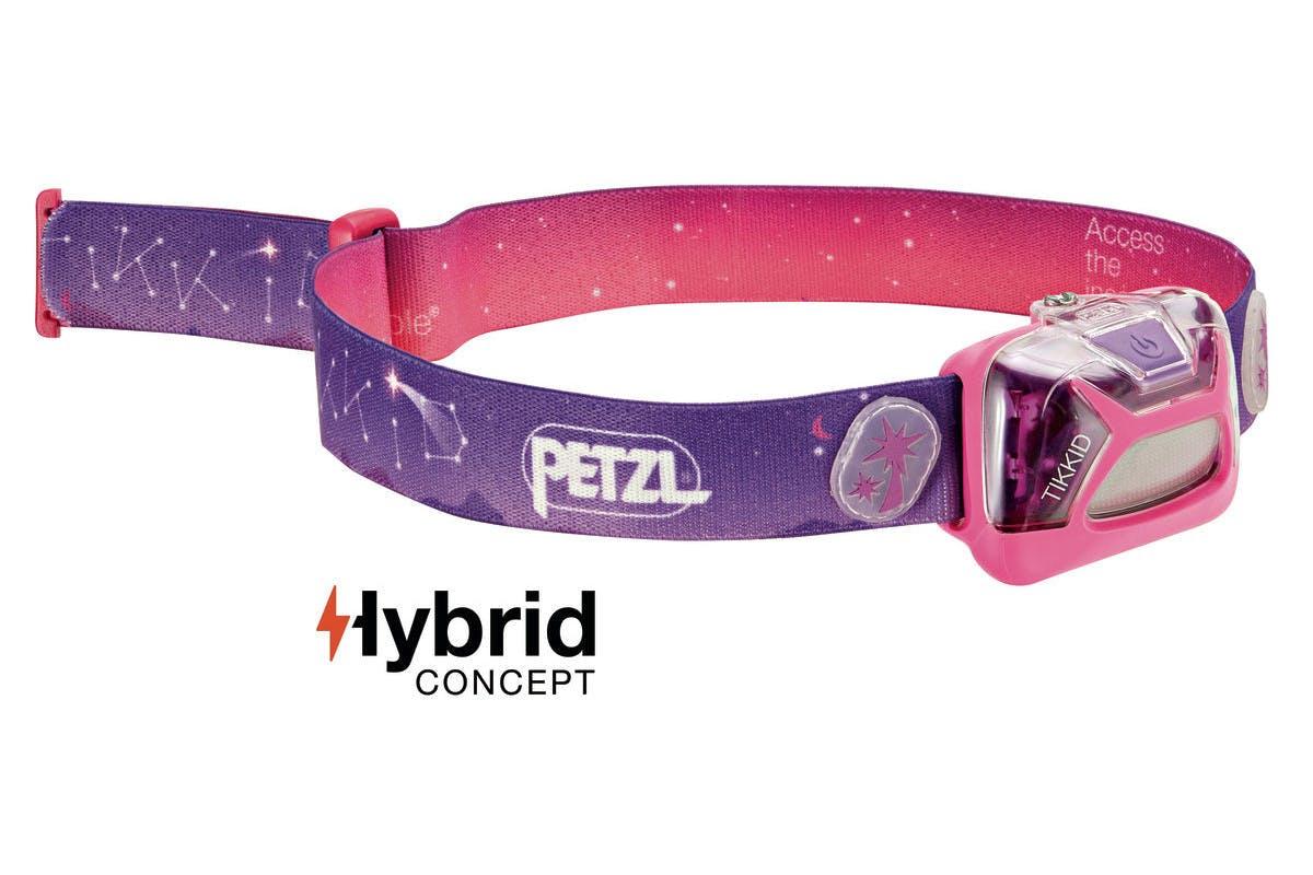 PETZL - TIKKID 20 LUMENS - Pink