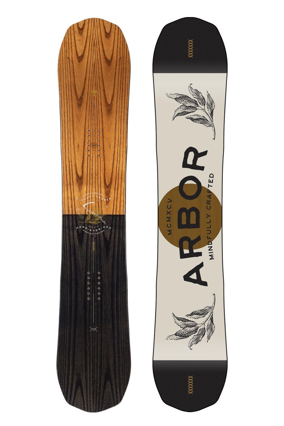 Arbor Element Camber Snowboard · 2022
