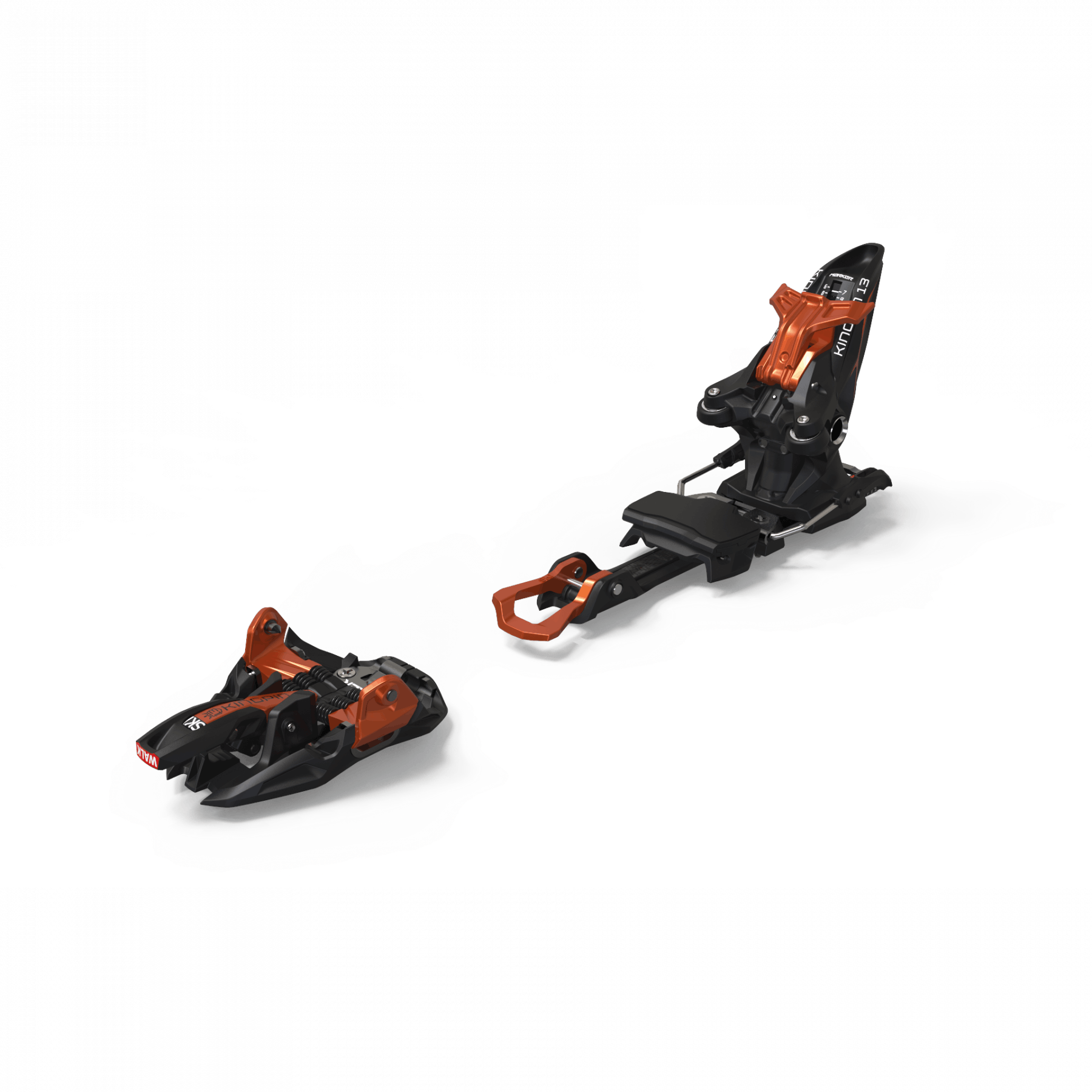 Marker Kingpin 13 125 Black-copper Ski Bindings