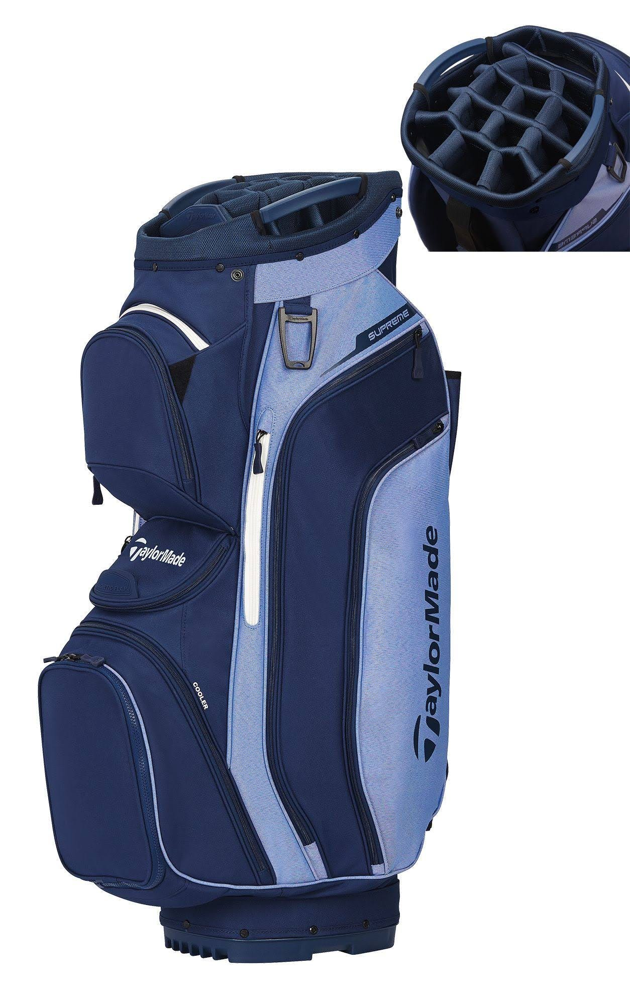 TaylorMade Supreme Cart Bag (2020)