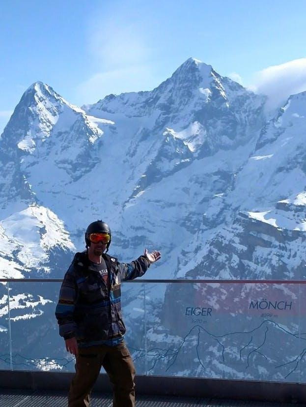 Snowboard Expert Jon Kunkler