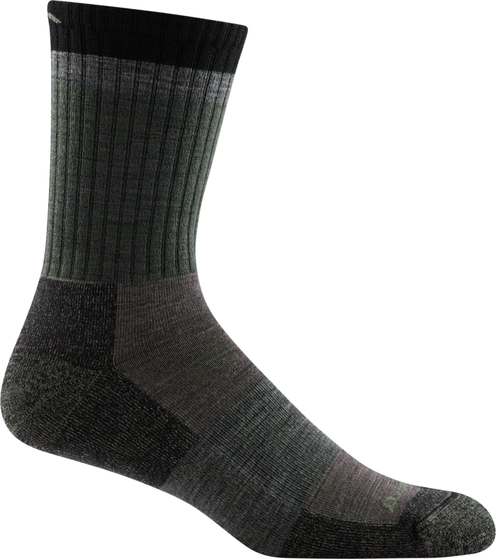 Darn Tough 1924 Socks in Fatigue, Size Large