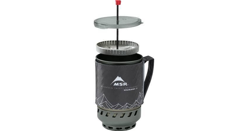 MSR WindBurner Coffee Press, Size 1L