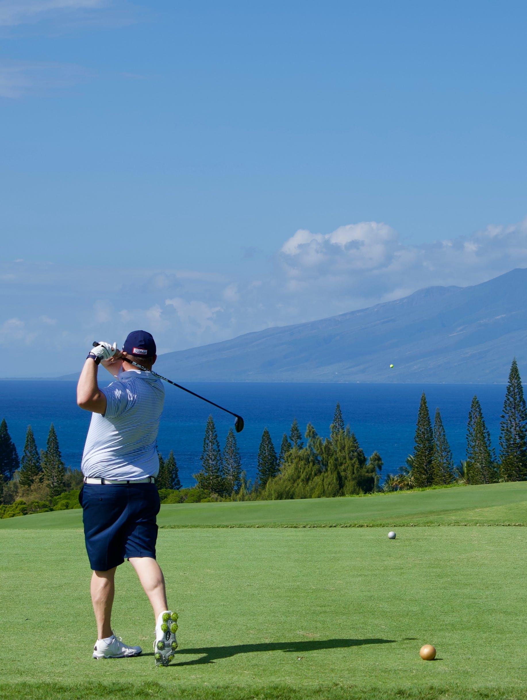 Golf Expert Norman Terry