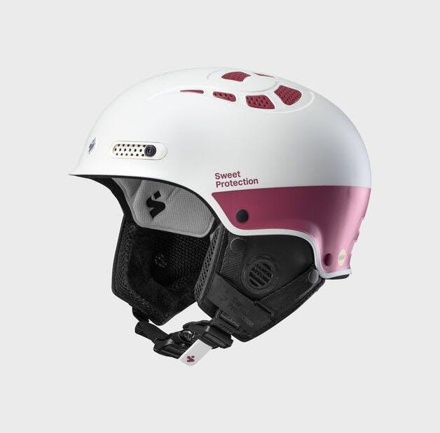Sweet Protection Igniter II MIPS Women's Medium LG Pearl Gray Metallic Helmet