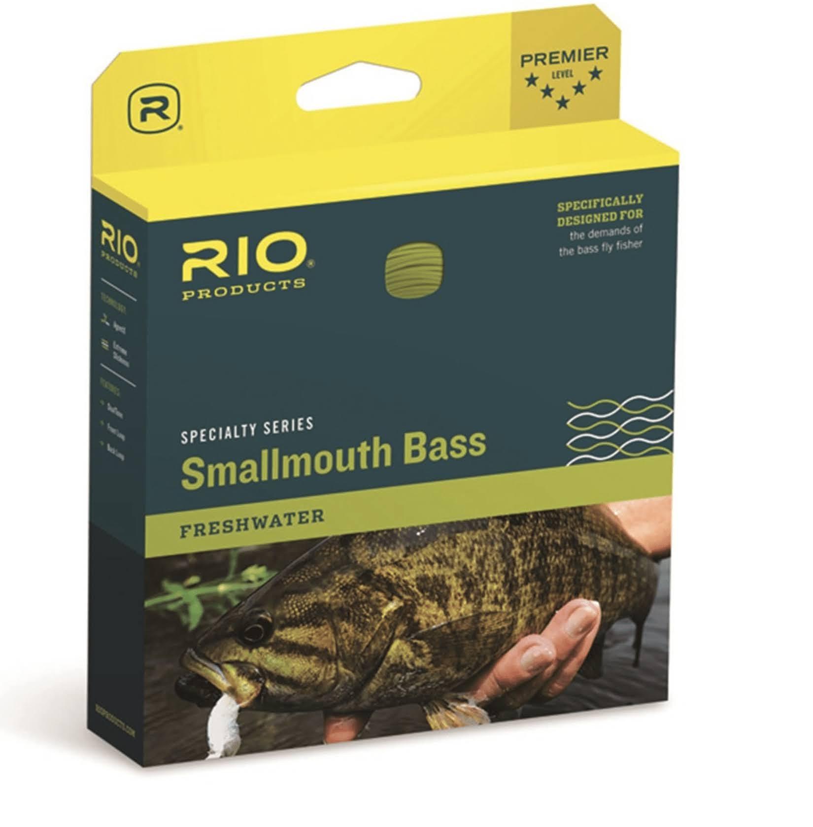 Rio Smallmouth Bass Fly Line - WF7F