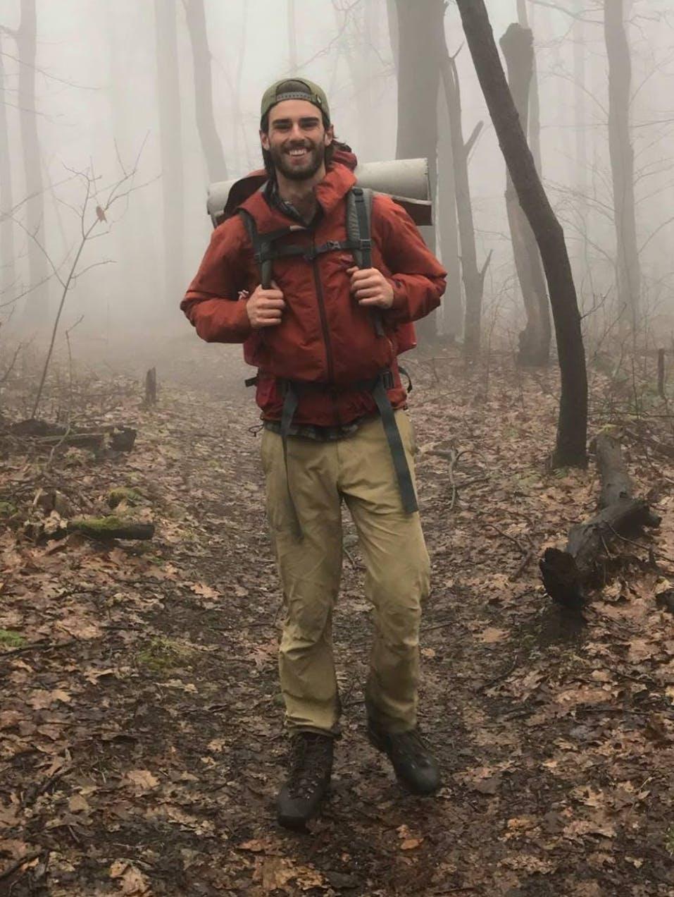 Camping & Hiking Expert Eric Bergdoll