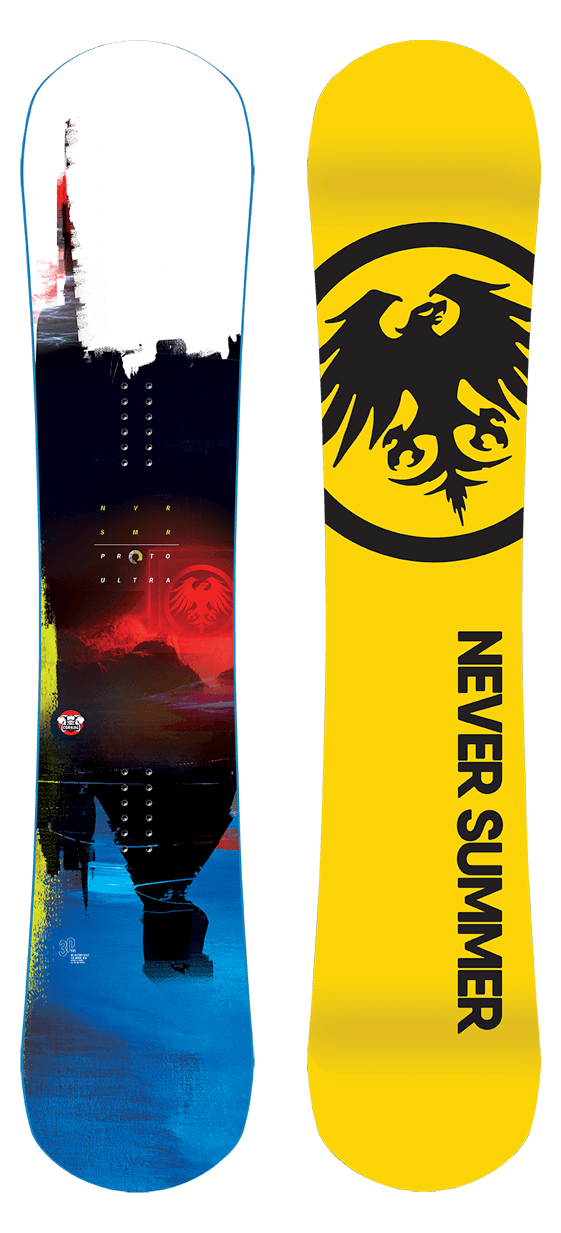 Never Summer Protoultra Snowboard · 2021
