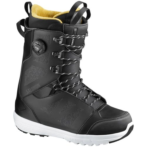 Salomon Launch Lace Boa SJ Snowboard Boots 2020