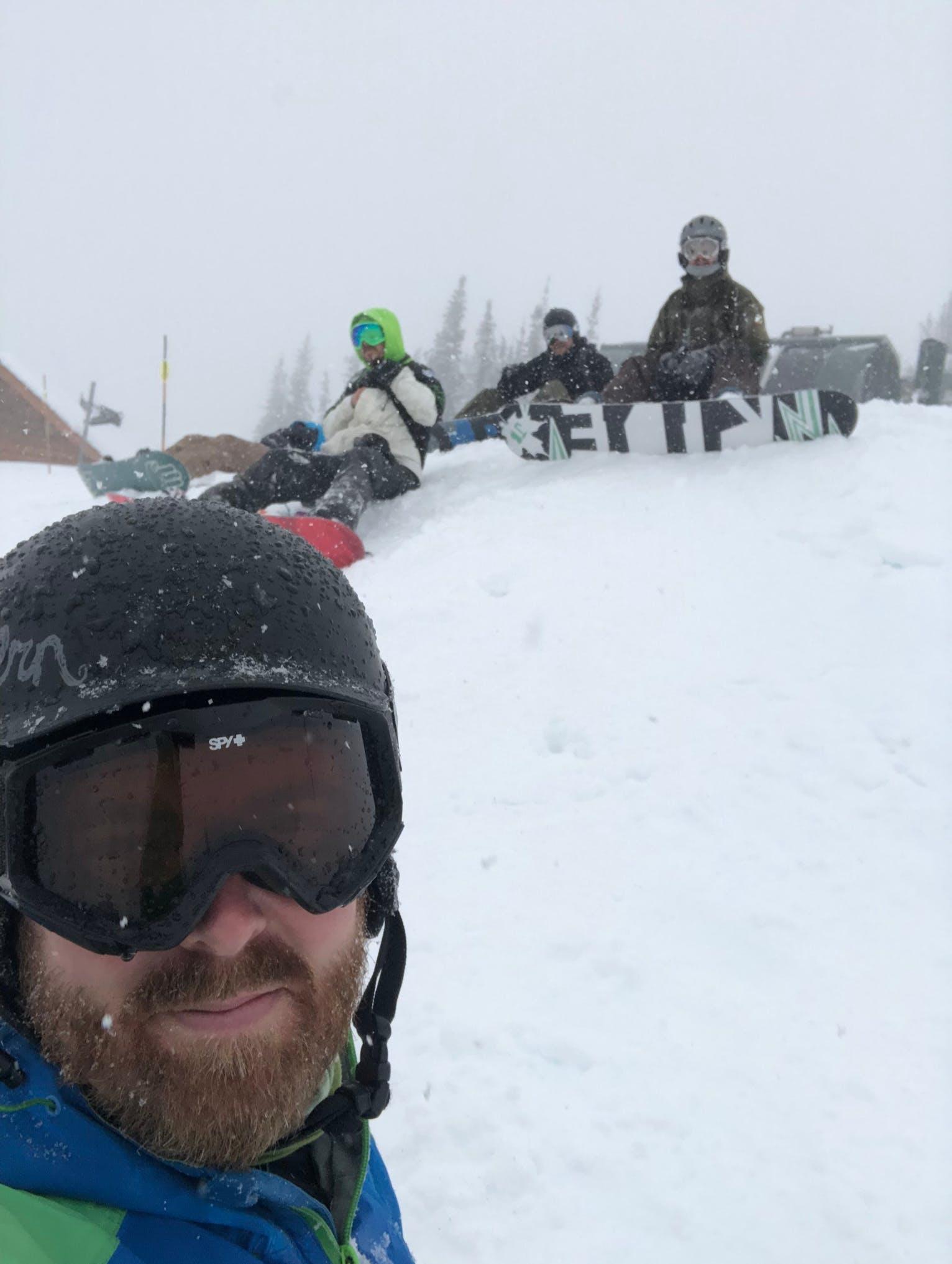 Ski Expert Wesley Bryden
