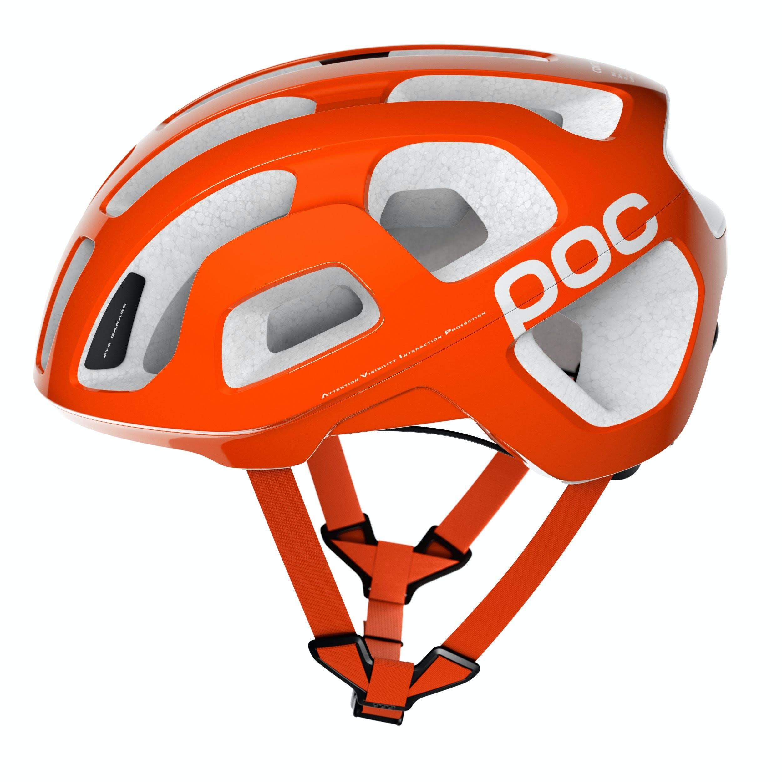POC Octal Helmet Zink Orange AVIP - Small