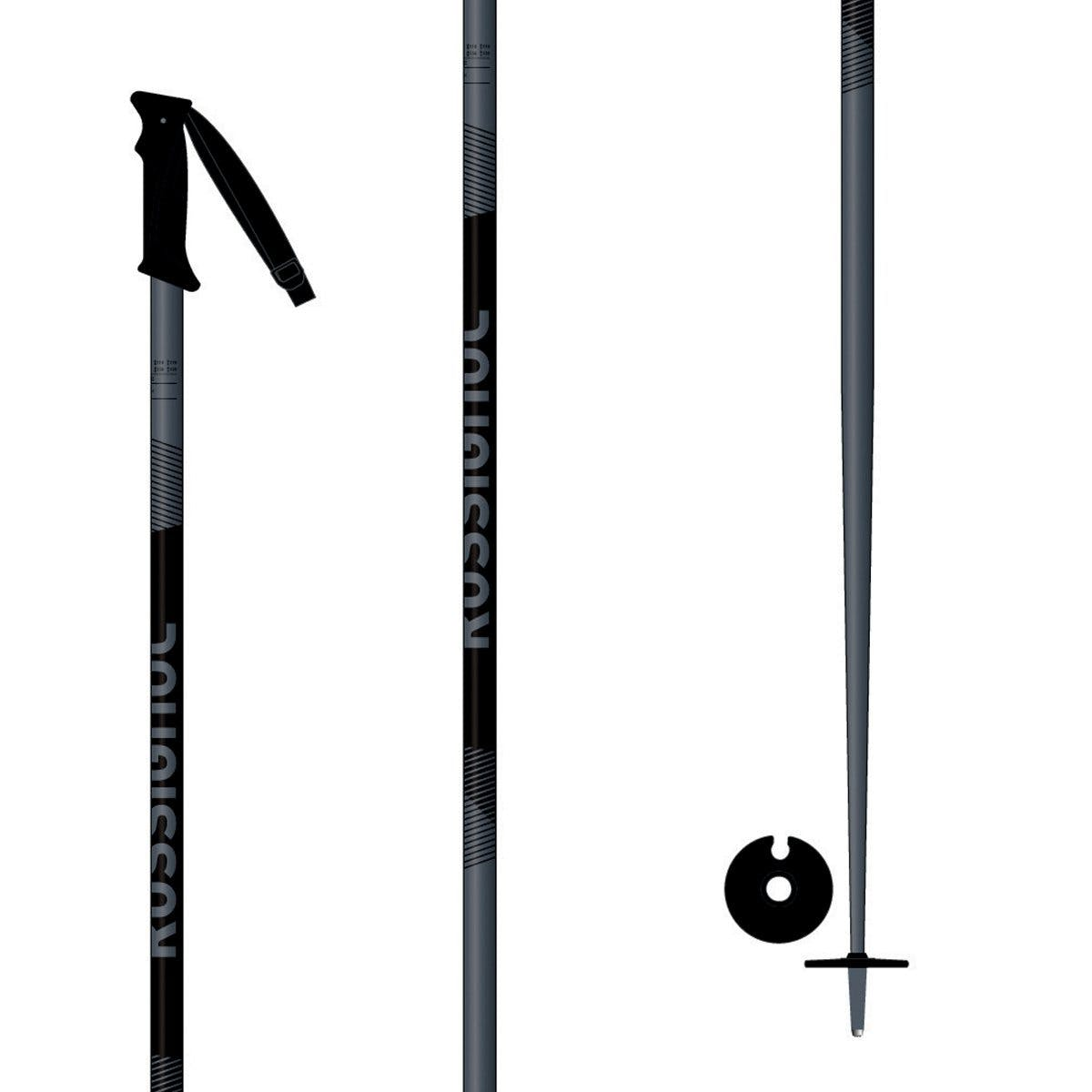 Rossignol Tactic Ski Poles · 2021