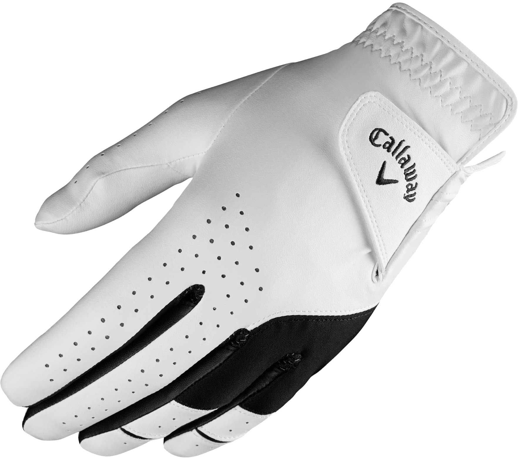 Callaway Women's Weather Spann Golf Gloves – 2 Pack, Size: Large