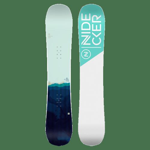 Nidecker Elle Snowboard · 2021