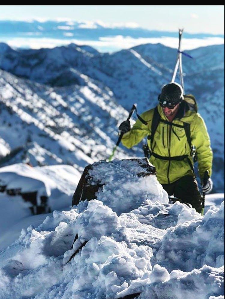 Ski Expert Ethan Scherer